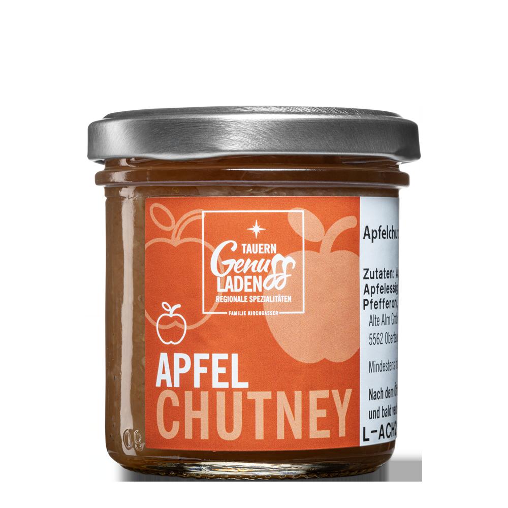 Apfel chutney